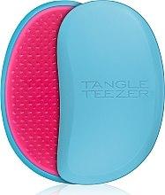 Парфюми, Парфюмерия, козметика Четка за коса - Tangle Teezer Salon Elite Blue Blush