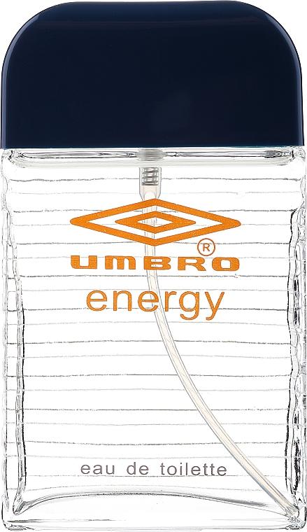 Umbro Energy - Тоалетна вода (тестер с капачка)