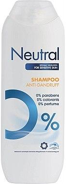 Шампоан против пърхот - Neutral Anti-Dandruff Shampoo — снимка N1
