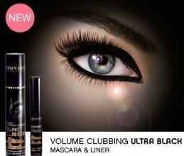 Bourjois Volume Clubbing Ultra Black - Спирала за мигли  — снимка N2