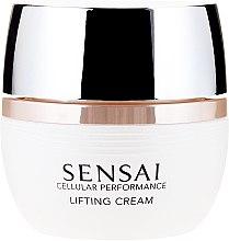 Лифтинг крем за лице - Kanebo Sensai Cellular Performance Lifting Cream — снимка N2