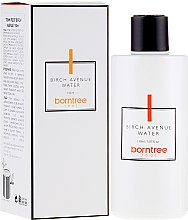 Парфюмерия и Козметика Освежаваща вода за лице - Borntree Root Birch Avenue Water