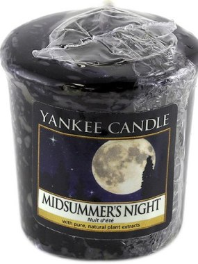 Ароматна свещ - Yankee Candle Midsummer Night Votive