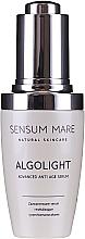 Парфюмерия и Козметика Серум за лице - Sensum Mare Algorich Advanced Anti Age Serum (тестер)