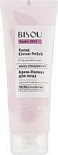 Парфюмерия и Козметика Овлажняващ крем за лице - Bisou Hydro Bio Facial Cream Polish