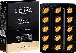 Парфюмерия и Козметика Противостареещи капсули - Lierac Premium Les Capsules