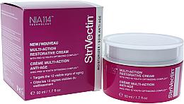 Парфюмерия и Козметика Многофункционален възстановяващ крем за лице - StriVectin Multi-Action Restorative Cream