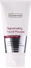 Парфюмерия и Козметика Подмладяващ мус за лице със стволови клетки - Bielenda Professional Face Program Rejuvenating Facial Mousse