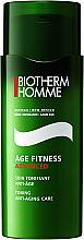 Парфюмерия и Козметика Подмладяващ крем за лице за мъже - Biotherm Age Fitness Advanced Activ Anti-Aging Care