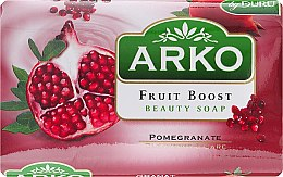 Парфюми, Парфюмерия, козметика Сапун - Arko Fruit Boost Beaty Soap Pomegranate