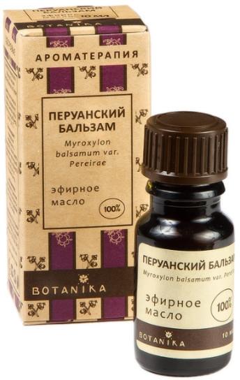 "Етерично масло ""Перуански балсам"" - Botanika Myroxylon Balsamium Essential Oil — снимка N1"