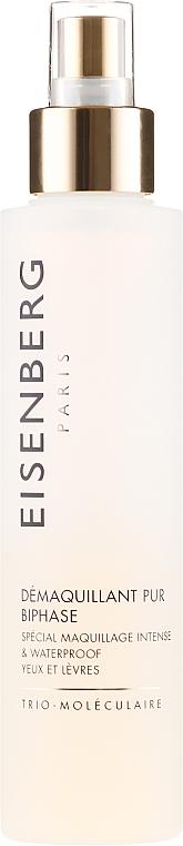 Двуфазен лосион за премахване на грим - Jose Eisenberg Bi-Phase Pure Make-Up Remover — снимка N2
