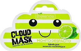 "Парфюми, Парфюмерия, козметика Кислородна маска за лице ""Мохито"" - Bielenda Cloud Mask Mohito Despacito"