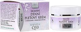 Парфюми, Парфюмерия, козметика Дневен крем за лице - Bione Cosmetics Exclusive Organic Day Facial Cream With Q10