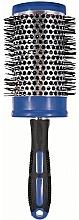 Парфюмерия и Козметика Четка за изсушаване, 499161, 60 мм., синя - Inter-Vion
