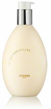 Hermes Eau des Merveilles - Лосион за тяло — снимка N2