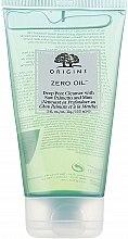 Парфюмерия и Козметика Измиваща гел-пяна за лице - Origins Zero Oil Deep Pore Cleanser