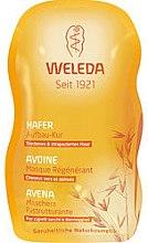 Парфюмерия и Козметика Възстановяваща маска за коса с екстракт от овес - Weleda Hafer Aufbau-Kur Sachet
