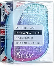 Парфюми, Парфюмерия, козметика Компактна четка за коса - Tangle Teezer Compact Styler Sundowner