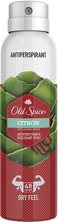 Спрей дезодорант - Old Spice Citron Dezodorant Spray