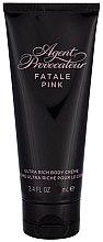 Парфюмерия и Козметика Agent Provocateur Fatale Pink - Крем за тяло