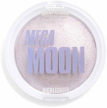 Парфюмерия и Козметика Хайлайтър за лице - Makeup Obsession Mega Moon Highlighter