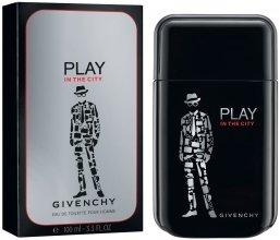 Парфюми, Парфюмерия, козметика Givenchy Play In The City for Him - Тоалетна вода