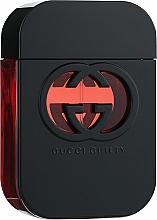 Парфюмерия и Козметика Gucci Guilty Black Pour Femme - Тоалетна вода