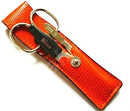 """Парфюми, Парфюмерия, козметика Маникюрен комплект за пътуване """"PL880"""", оранжев - DuKaS"""