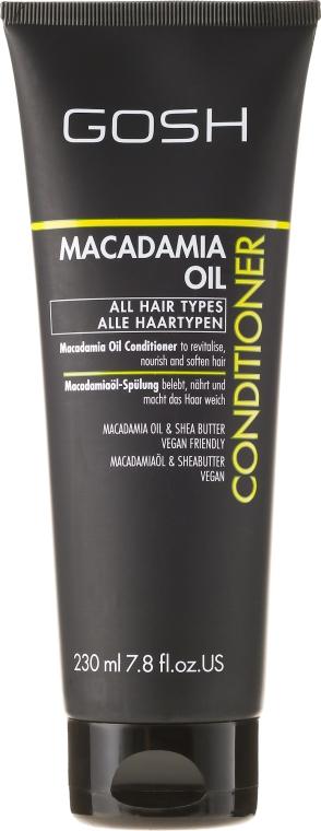 Балсам за коса - Gosh Macadamia Oil