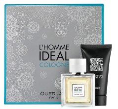 Парфюми, Парфюмерия, козметика Guerlain L'Homme Ideal Cologne - Комплект (edc/50ml + sh/gel/75ml)