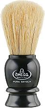 Парфюмерия и Козметика Четка за бръснене, 13564 - Omega
