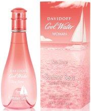 Парфюми, Парфюмерия, козметика Davidoff Cool Water Sea Rose Summer Seas - Тоалетна вода