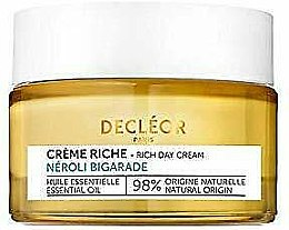 Парфюми, Парфюмерия, козметика Обогатен хидратиращ крем за суха кожа - Decleor Hydra Floral Cream