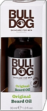 Масло за брада - Bulldog Skincare Original Beard Oil — снимка N1