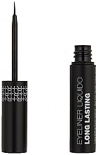 Парфюмерия и Козметика Течна водоустойчива очна линия - Rougj+ Glamtech Waterproof Long-Lasting Liquid Eyeliner
