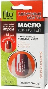 """Подхранващо масло за нокти """"Здрави нокти"""" - Fito Козметик"""