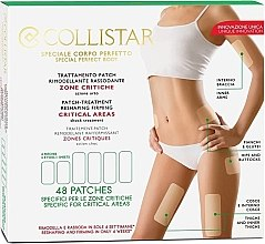 Парфюмерия и Козметика Пачове за тяло - Collistar Speciale Corpo Perfetto Patch-Treatment Reshaping Firming Critical Areas