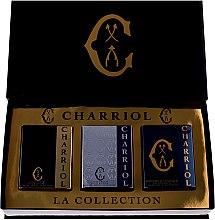 Парфюми, Парфюмерия, козметика Комплект парфюмна вода - Charriol Paris La Collection (edp/100ml + edt/100ml + edp/100ml)