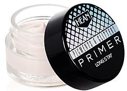Парфюмерия и Козметика Основа за очи за нанасяне на бляскави текстури - Hean Long Stay Glitter And Pigments Primer