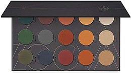 Парфюмерия и Козметика Палитра сенки за очи - Zoeva Matte Spectrum Eyeshadow Palette