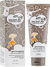 Парфюмерия и Козметика Измиваща пяна за лице с вулканична пепел - Esfolio Pure Skin Volcanic Ash Cleansing Foam