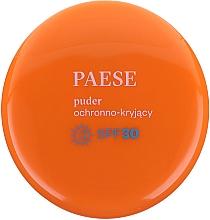 Парфюмерия и Козметика Компактна пудра за лице - Paese Powder SPF30