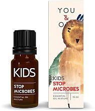 Парфюмерия и Козметика Микс от етерични масла за деца против микроби - You & Oil KI Kids-Stop Microbes Essential Oil Mixture For Kids