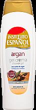 Парфюми, Парфюмерия, козметика Душ крем - Instituto Espanol Argan Cream Shower Gel