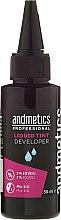 Парфюмерия и Козметика Окислител 3% - Andmetics Liquid Tint Developer