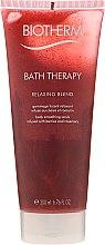 Парфюмерия и Козметика Релаксиращ скраб за тяло - Biotherm Bath Therapy Relaxing Blend Body Scrub