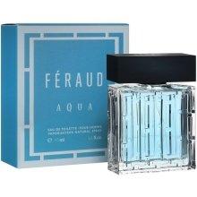 Парфюми, Парфюмерия, козметика Feraud Aqua - Тоалетна вода (тестер с капачка)