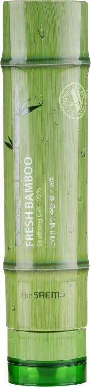 Успокояващ гел за тяло с 99% бамбук - The Saem Fresh Bamboo Soothing Gel 99%
