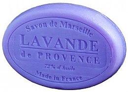 """Парфюмерия и Козметика Натурален сапун """"Лавандула от Прованс"""" - Le Chatelard 1802 Soap Lavender"""